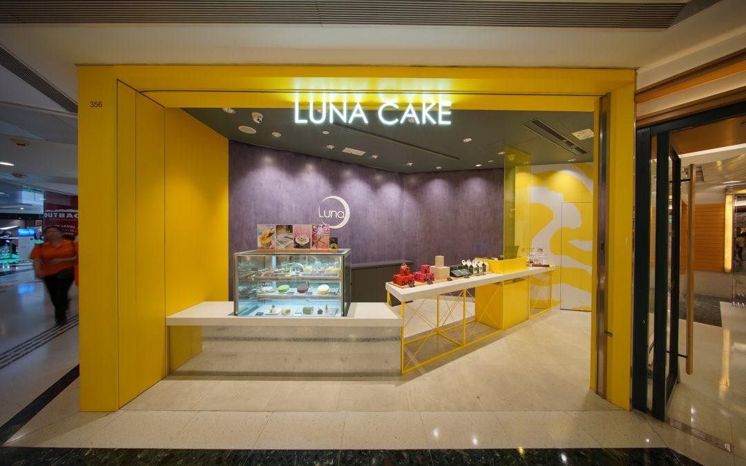 Luna Cake – Telford Plaza